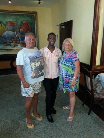 Hotel Riu Palace Punta Cana : josphe