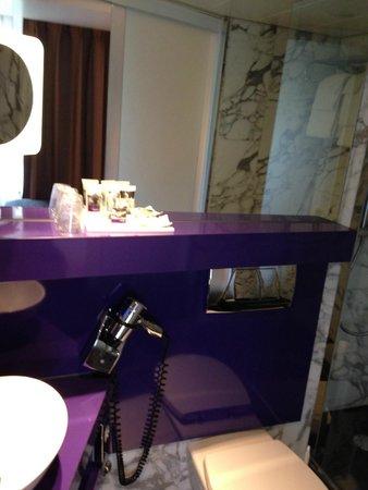 Mercure Stoller Zürich: Badezimmer