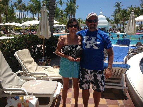 Hotel Riu Palace Punta Cana : pool