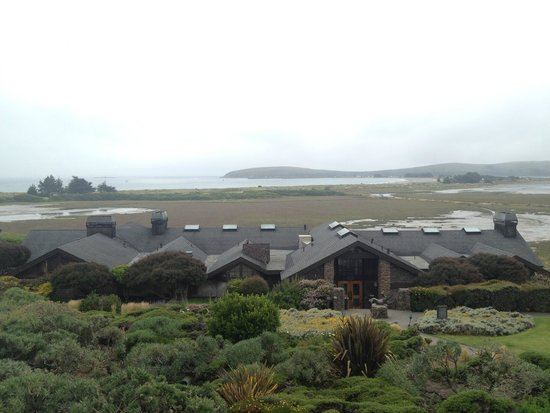 Bodega Bay Lodge: View from room