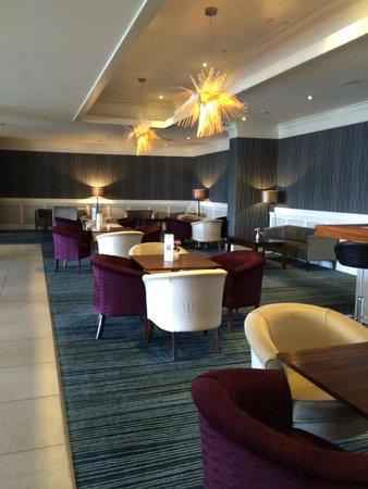 Radisson Blu Hotel, Dublin Airport: Lobby area