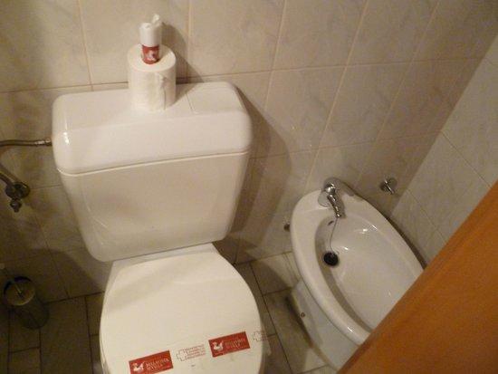 Bellavista: Foto del baño