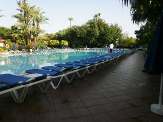 Hotel Riu Tikida Garden: pool