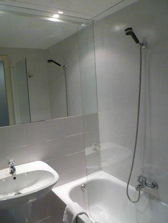 Mirador de Montoro: Vista del baño