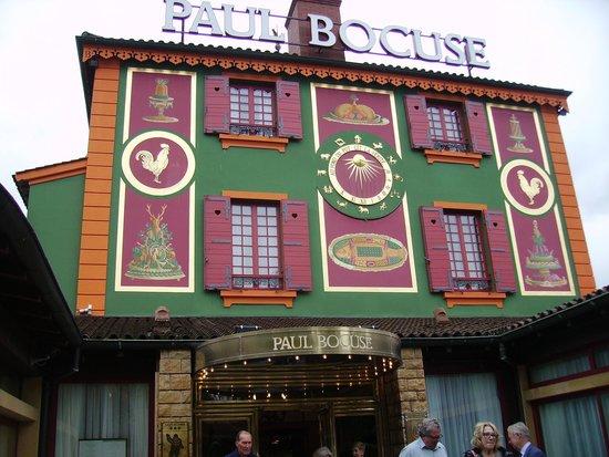 Restaurant Paul Bocuse : Amazing!