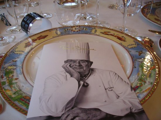 Restaurant Paul Bocuse : Beautiful!