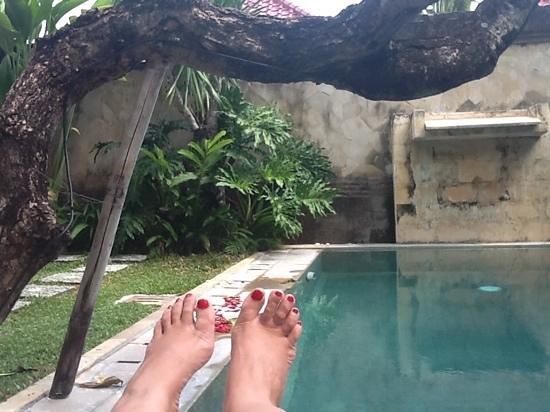 Bali Prime Villas: piscine privée
