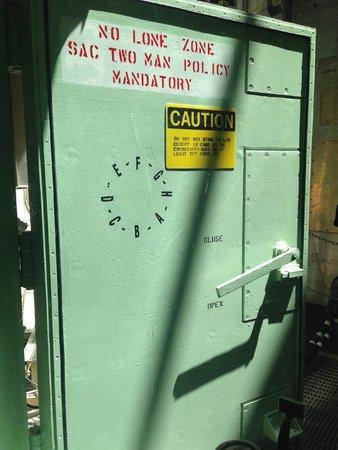 Titan Missile Museum: Blast doors