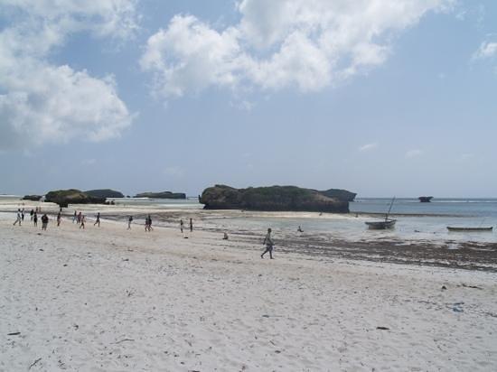 Watamu Beach: spiaggia