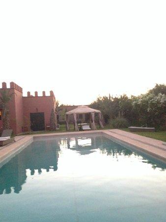 Coco Canel : piscine