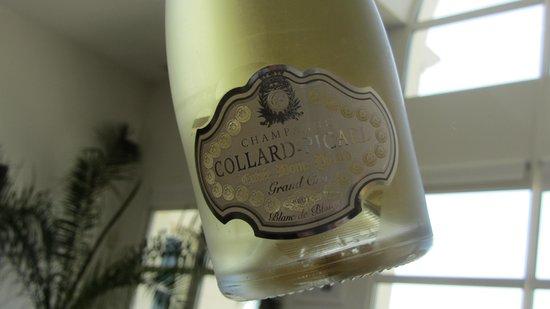 Champagne Collard-Picard : Blanc de Blanc
