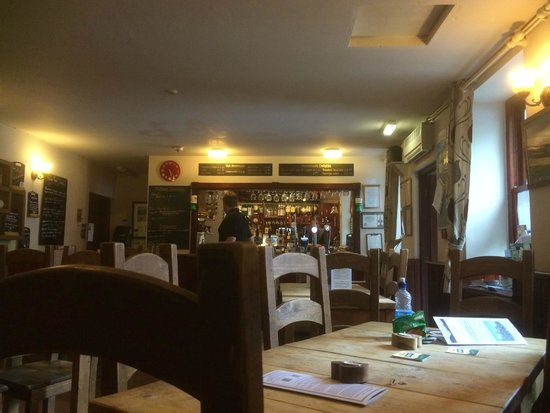 New Dungeon Ghyll Hotel : Walkers Bar