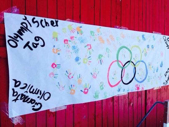 Royal Son Bou Family Club: Olympics Day