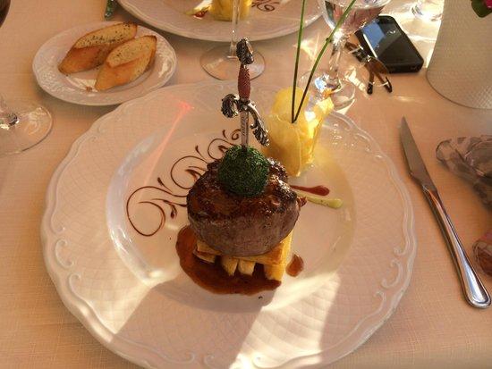 Paco Jimenez: Veal Filet