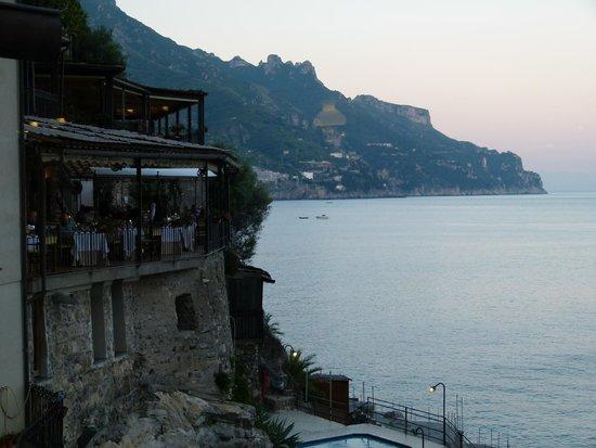 Ravello Art Hotel Marmorata, BW Premier Collection: Dalla sala colazione