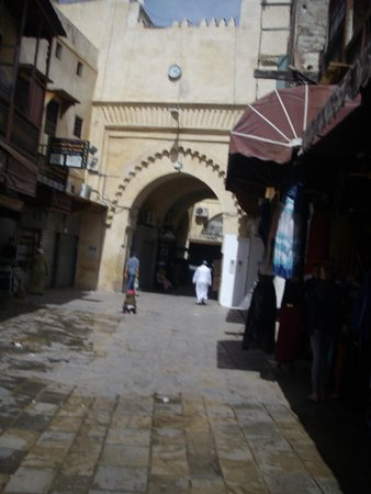 Fez Mellah: Jewish Quarter - Fes