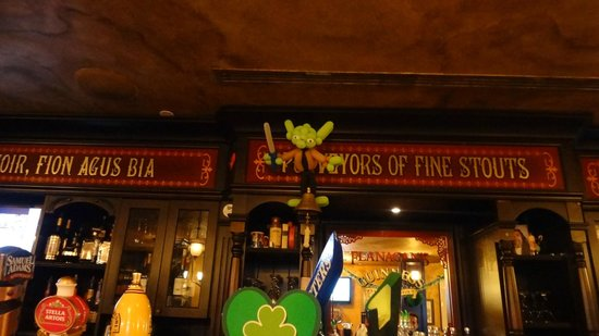 Flanagan's Irish Pub: The force is with us