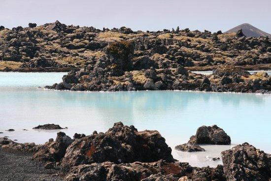Blue Lagoon walk-about