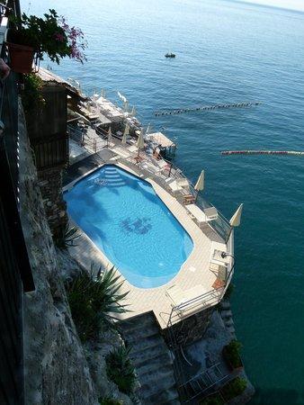 Ravello Art Hotel Marmorata, BW Premier Collection: Visuale piscina