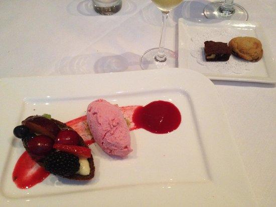 L'Ecole: Dessert