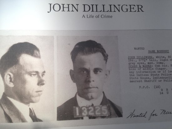 The Historic Hotel Congress: The star of Dillinger Days