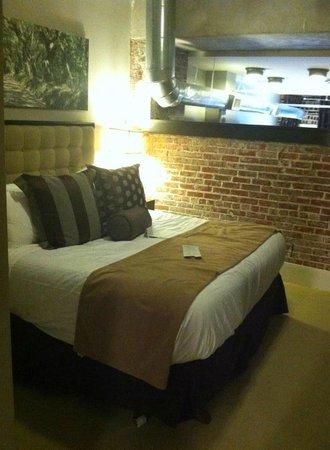 The Restoration: bedroom