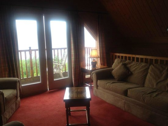 Lodges on Loch Ness : Upstairs
