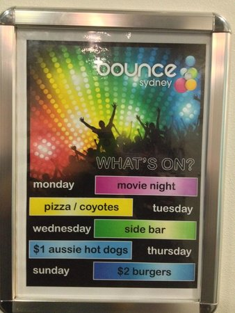 Room view of Bounce Sydney (7)