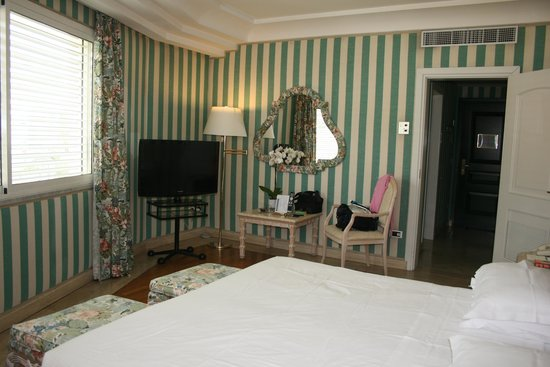 Royal Hotel Sanremo : The Royal Hotel room