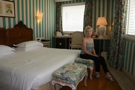Royal Hotel Sanremo: Bedroom in he Royal