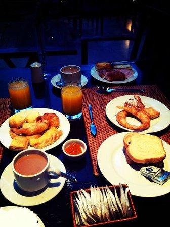 Loi Suites Iguazu: Desayuno