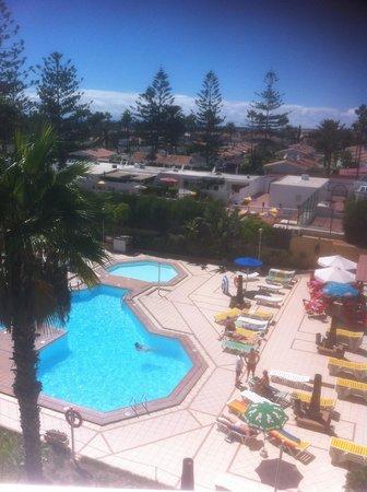 Servatur Barbados Apartments : pool area