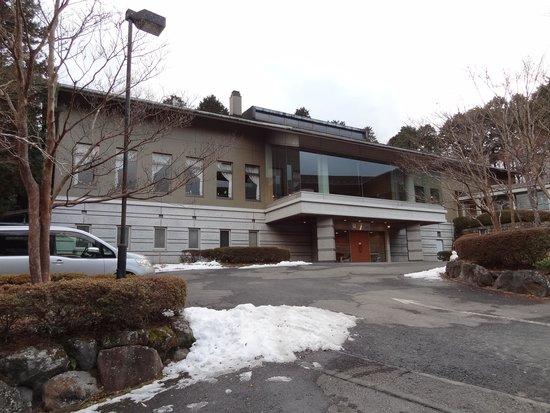 Shiki Resort Forest Hakone: 外観