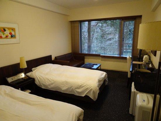 Shiki Resort Forest Hakone: 部屋
