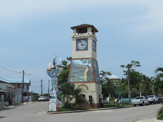 BlueBelize: Downtown Punta Gorda