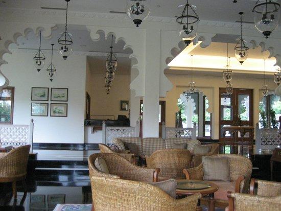 Trident Udaipur: Lobby