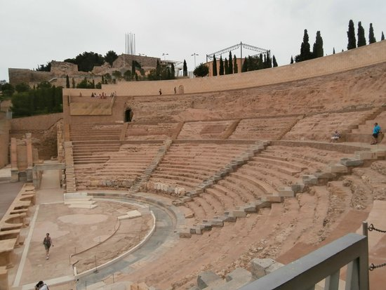 Region of Murcia, Spain: theatre