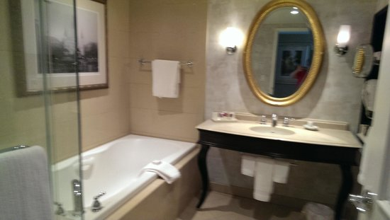 Harrah's New Orleans : The bath