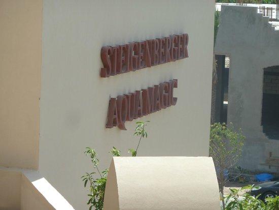 Steigenberger Aqua Magic : hotel name