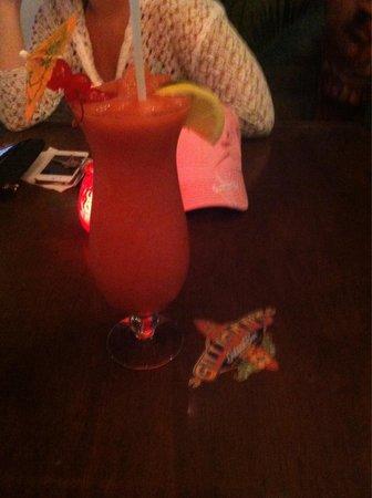 Gilligan's Island Bar and Grill: Daiquiri