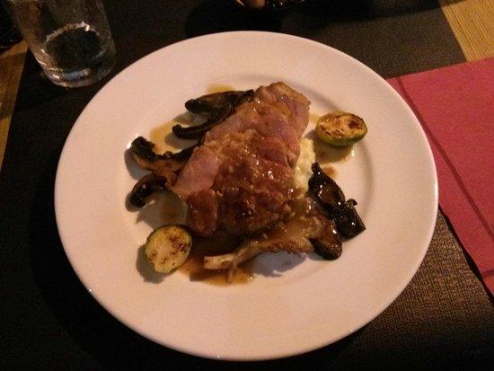 HANgoût Restaurant : Poitrine de porc