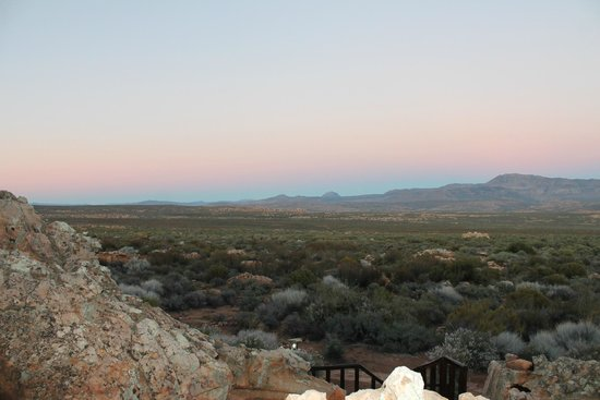 Kagga Kamma Nature Reserve: View from a Cave1