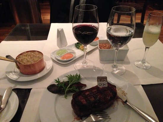 Ox: Steak & Wine