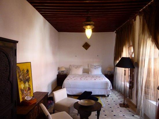 Riad Layla: Suite alia bedroom