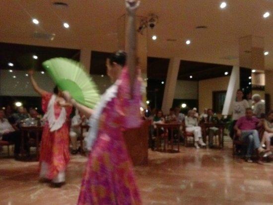 La Quinta Park Suites: bailar