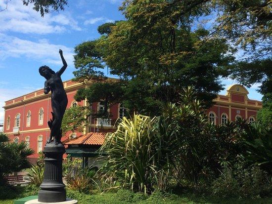 Palacete Provincial: Local muito bem preservado.