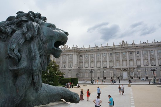 SANDEMANs NEW Europe - Madrid: The Royal Palace