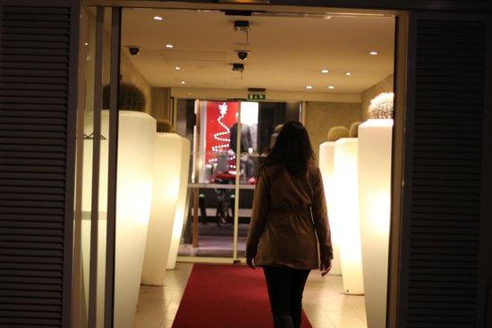 Adagio Paris Opera: hall