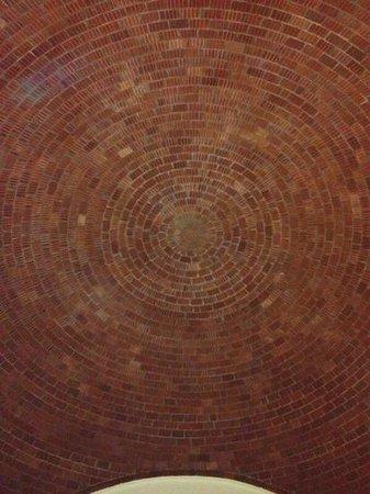 SENTIDO Oriental Dream Resort : soffitto della camera
