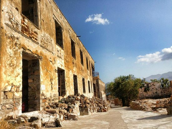 Blue Palace, a Luxury Collection Resort & Spa, Crete : Spinalonga